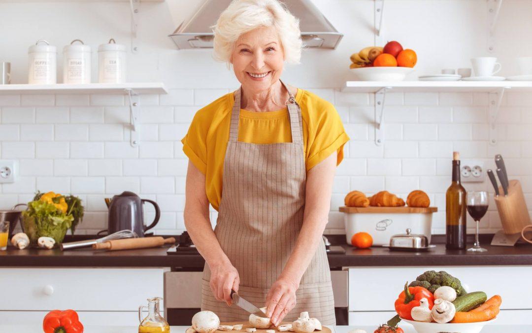 Der altersgerechte Küchen-Traum